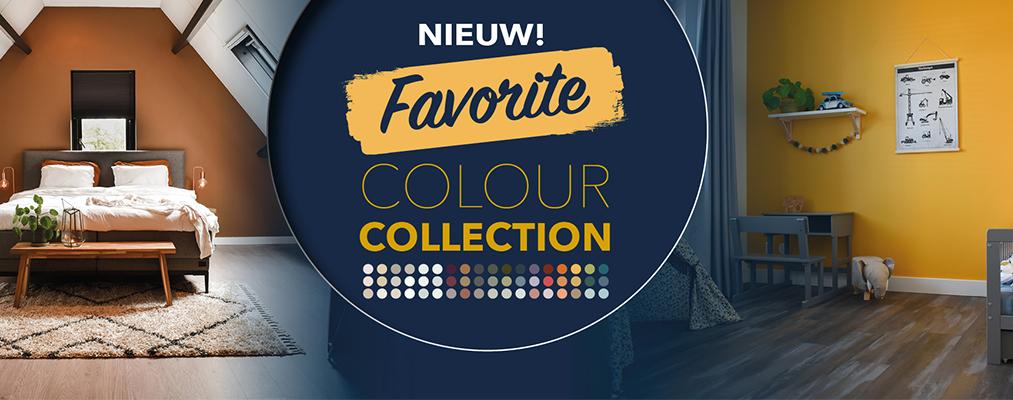 Favorite Colour Collection