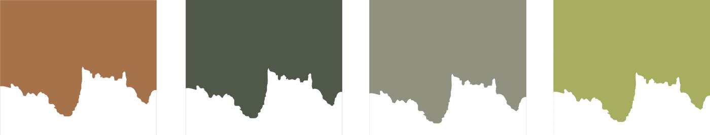 Kleurencombinatie Natuurlijk Toch
